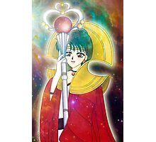 Time Lady Setsuna Photographic Print