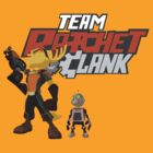 Team Ratchet &amp; Clank by ShroudOfFate