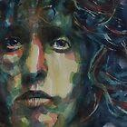 Behind Blue Eyes by LoveringArts
