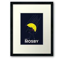 Mrs. Mosby Framed Print