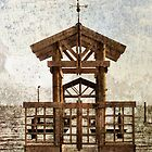 ELEGANT OLD PIER iPhone by Kevin McLeod