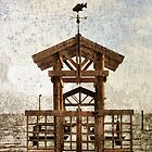 ELEGANT OLD PIER iPad by Kevin McLeod