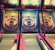 Skee Ball by tarraphoto