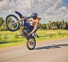 Motocross by Nicolas Goulet