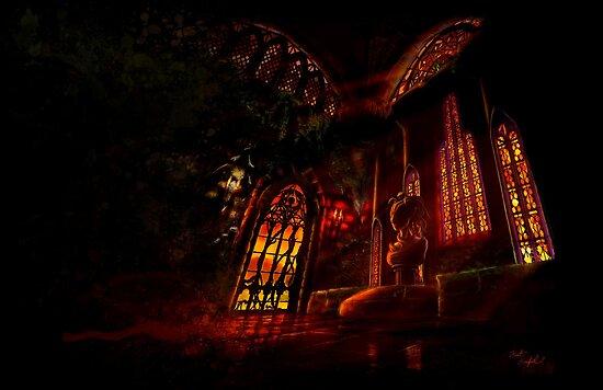 Castlevania: Medusa's Room by FirebornForm