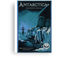 Antarctic Expedition Canvas Print