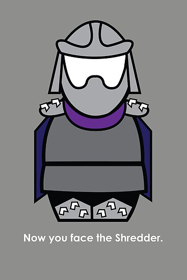 Teenage Mutant Ninja Turtles - version 3 by Awesome Designing.com