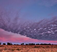 Sunrise - Hay NSW by Mark Cooper