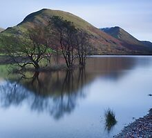 Reflections, Brothers Water. by Nick Atkin