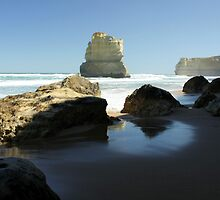 Gibson's Beach - Great Ocean Road VIC by OzNatureshots