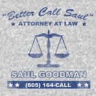 (Distressed) Better Call Saul - Breaking Bad  by mumblebug