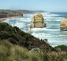 Twelve Apostles - Great Ocean Road VIC by Emmy Silvius