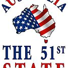 Australia:  The 51st State by Darren Stein