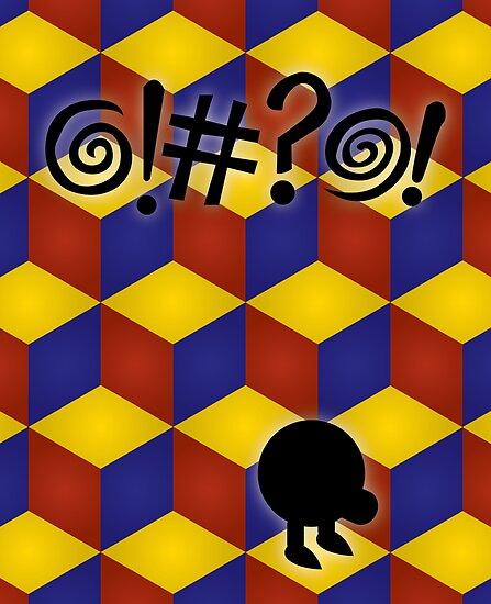 Q-Bert: The Movie by UrLogicFails