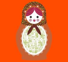 matrioshka (6) Kids Clothes
