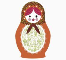 matrioshka (6) Kids Clothes