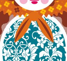matrioshka (3) Sticker