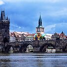 Old City of Prague by DONATAS JARAS
