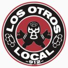 Los Otros Roundel Decal by five5six