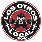 Los Otros 904 Roundel (TEAM B) Decal by five5six