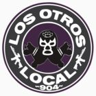 Los Otros 904 Roundel (TEAM C) Decal by five5six