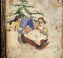 Vintage Christmas Book by Carol Bleasdale
