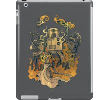 The Robots Come Out At Knight iPad Case/Skin
