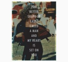 Grease // You're The One That I Want by wittlesam