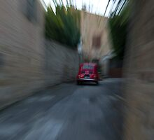 fiat 500 by Matt Bishop