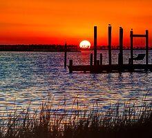 Sunset Swing by Jonicool