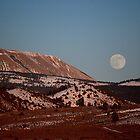 Colorado Moon by Michael Kannard