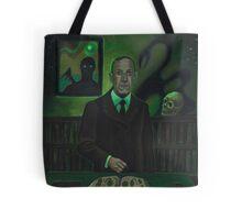 HP Lovecraft Portrait Tote Bag