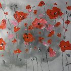 POPPIES by Raymond Doward