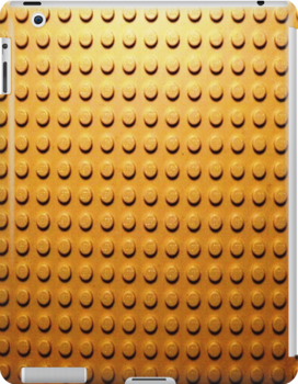 LEGO® Tan Baseplate by 'Customize My Minifig' by Chillee