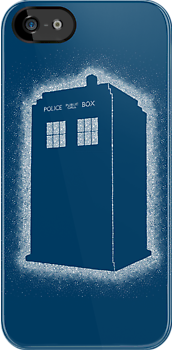 Dotty Tardis by geeksweetie