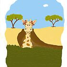 Giraffe by Melba428