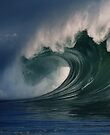 iPad Case.  Winter Waves At Waimea Bay 2. by Alex Preiss