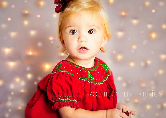 Christmas Surprise by ©Marcelle Raphael / Southern Belle Studios