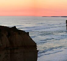 Twelve Apostles - Great Ocean Road VIC (panorama) by OzNatureshots