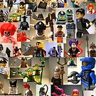 Customize My Minifig Calendar 5 by Chillee