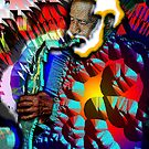 THEODORE WALTER SONNY ROLLINS by BOOKMAKER