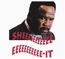 "Clay Davis ""sheeeeee-it"" T-Shirt"