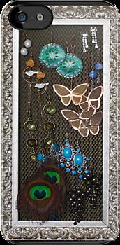 Earrings - iPhone 4/S Case by Bryan Freeman