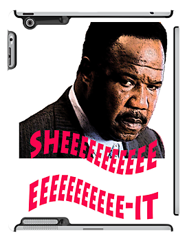 "Clay Davis ""sheeeeee-it"" by alsadad"