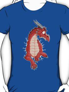 STUCK - Red Dragon T-Shirt