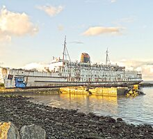Duke of Lancaster in HDR6 by DavidWHughes