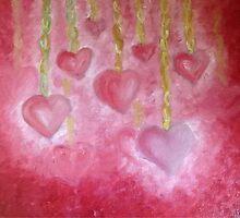 A 'hearty' decoration by Aviishi