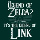 The Legend of LINK by Fenx