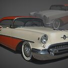 1955 Oldsmobile 88 by TeeMack