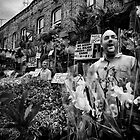 Flower Sellers Columbia Road  by simonjx